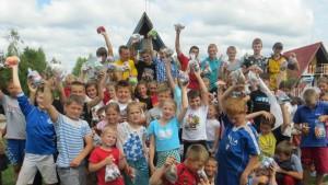 Sommerlejre i Hviderusland / Tabea