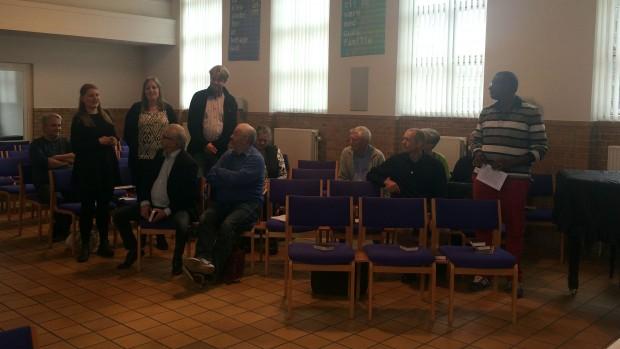 En god temadag om præster og menigheder