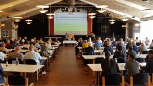 Referat fra Landskonferencen og ledelsens mødeplan