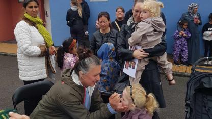 800 børn til Max-dag i Rønne