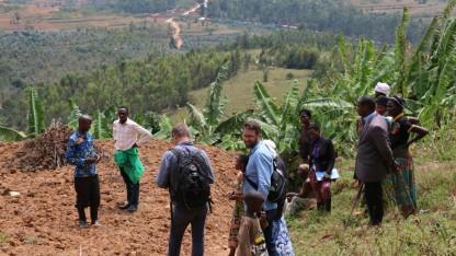 Morten Kofoed til Rwanda og Burundi