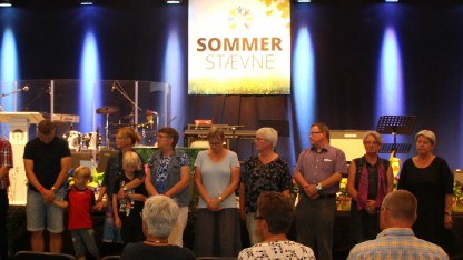 Landskonference 19. og 20. juli på Lindenborg