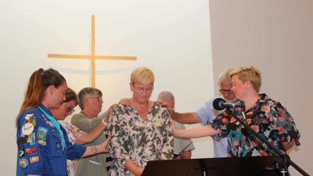 En helt fantastisk dag i Korskirken
