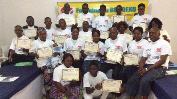 Spare- lånegrupper – nu også i DR Congo