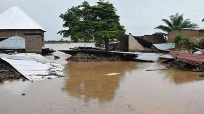 Oversvømmelser i Burundi