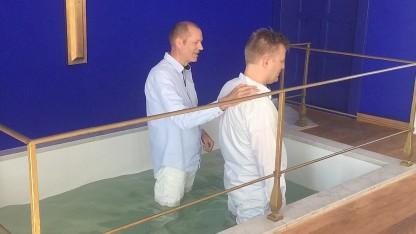 Dåb i en Corona-tid