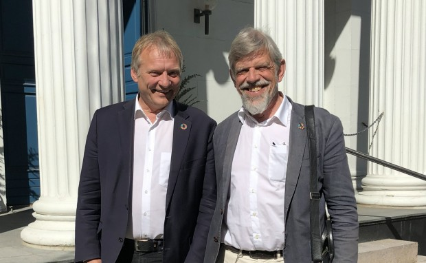 Ny formand for Danske Kirkers Råd