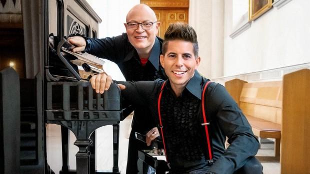 Julekoncert med Reg & Andreas i Brande Baptistkirke