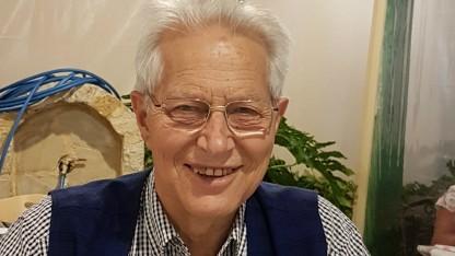 Hugo Møller Thomsen har været præst i 50 år
