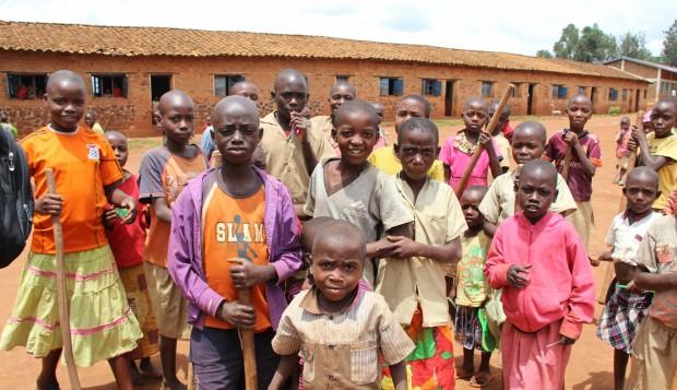 Burundi –Børneaktiviteter