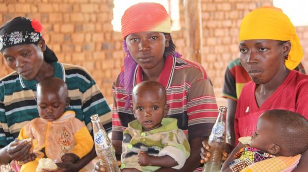 Nye projekter i Rwanda og Burundi