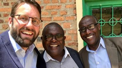 Timothy: Menighedens ledelse i Rwanda
