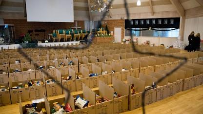 Julehjælp i mange baptistkirker landet over