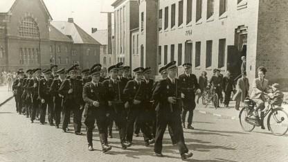 Modstandsfolk og nazister side om side i samme menighed