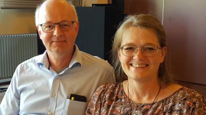 Lise og Jep til Burundi
