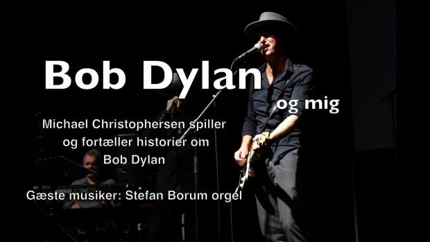 Bob Dylan på Amager
