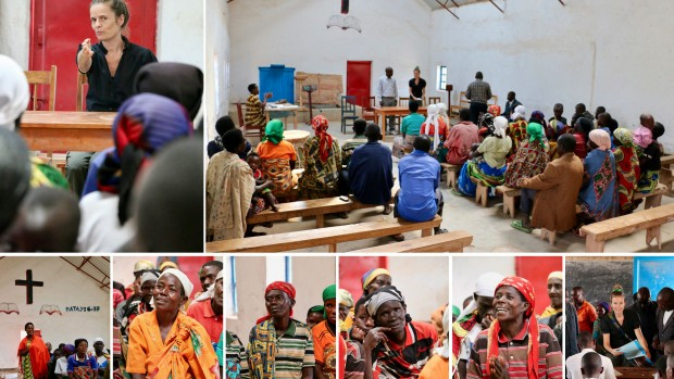 Udsatte børn i Burundi løftes ud af fattigdom og ind i skolerne