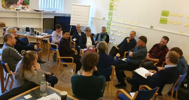 Et stærkt møde for baptistpræster