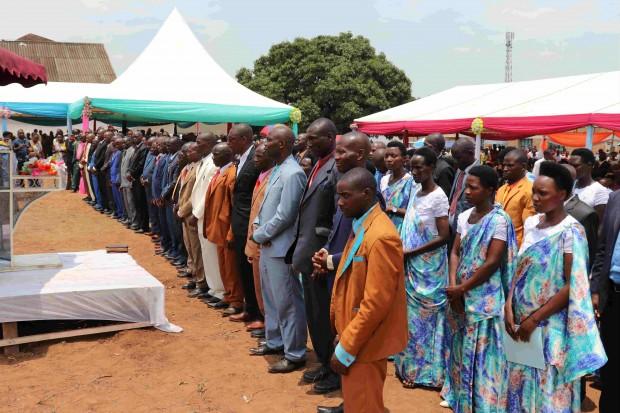 Besøg i Burundi