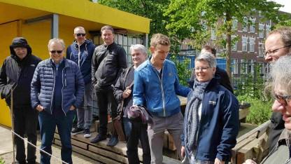 Ni danske baptistpræster i Amsterdam