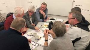 Regionale møder om Fælleserklæringen