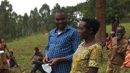 En travl uge i Burundi
