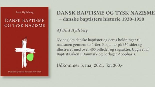 Krigstiden i baptistkirkerne – nu i bogform